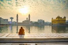Photo Gallery: 20 Extraordinary Pictures of India: Golden Temple Sunrise