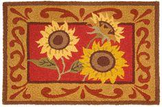 MadisonAtMain.com - Jellybean® Rug - Provence Sunflower