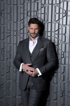 Fuck Yeah! Joe Manganiello