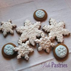 Posh Pastries: Christmas Cookies!!!