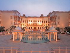 Every individual has its own fantasy for their most special day of life. Jodhpur is a place which provides comfort, convenience, grandeur, accessibility and luxury. Couples could live their dreams for real by having the most fascinating palace #WeddingInJodhpur. Generally, all the stunning and amazing looking forts and palaces have been converted into comfy and deluxe traditional hotels that serve as great venue for a rich and royal wedding.