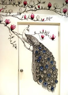 Inspiration--back of dress...could be delectably dangerous~