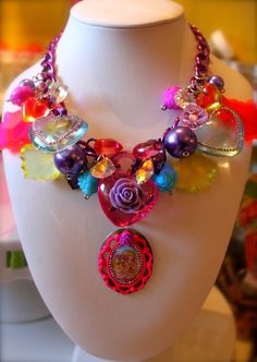 Barbie Baubles and Bling Chunky Candy Cameo by athinalabella, $155.00