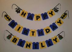 Hey, I found this really awesome Etsy listing at https://www.etsy.com/listing/266577962/lego-batman-birthday-banner-lego-batman