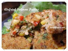 [Airfried Salmon Patties] is one of the earliest dishes I made in the airfryer, and it has appeared on our dinner table many times since. The dish is easy to prepare, budget-friendly, pretty healthy and chockful of flavour. We usually buy our salmon frozen. They come in a packet of 6-7 salmon portions for about …