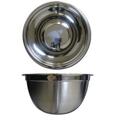 AiDeChef K080105 8 Quart Satin Stainless Steel Mixing Bowl * Click image for more details.