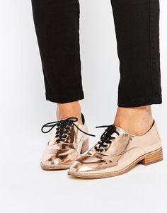 Image 1 - New Look - Chaussures richelieu à lacets