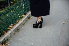 El detalle que cambia y 'rockea' tu look: medias y calcetines de rejilla © Icíar J. Carrasco