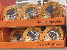 Halloween Gourmet Dog Cookies