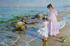 Alexander Averin (1952) Russian Realist painter