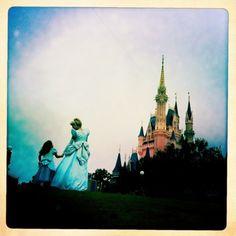 Princess Tour a Disney Photo by Ben Van Hook