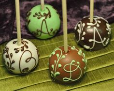 The Chocolate Factory in Colorado Springs makes the best caramel, chocolate covered apples ever! They are so sweet and juicy.... ummm