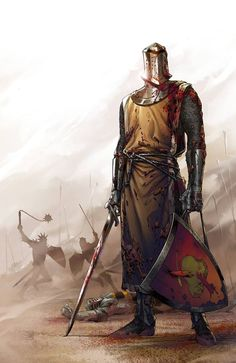"""""""Oak and iron guard me well, or else I'm dead and doomed to hell.""""  -Ser Duncan The Tall"""