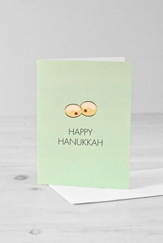 71 best jewish greeting cards images on pinterest in 2018 jewish happy hanukkah greeting card m4hsunfo