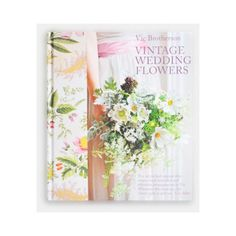 The Hambledon Vintage Wedding Flowers ($36) ❤ liked on Polyvore featuring accessories