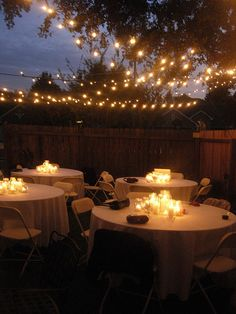 backyard wedding | Flickr - Photo Sharing!