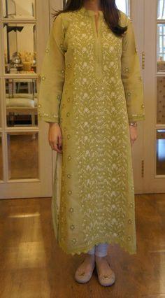 kameez(long shirt) Salwar Designs, Kurta Designs Women, Kurti Designs Party Wear, Blouse Designs, Dress Designs, Indian Attire, Indian Wear, Indian Dresses, Indian Outfits