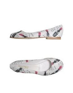 HAPPINESS Ballet flats Multicolor Pattern Round toeline No appliques Leather sole Flat heel No No platform not made of fur Ballet flats  Soft leather