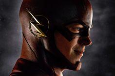 Veja a primeira imagem de Flash #Arrow