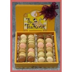 French macaroons, best hostess gift