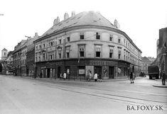 Bratislava, Old Photos, Nostalgia, Louvre, Street View, Building, Travel, Times, Inspiration