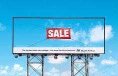 22 panneaux publicitaires qui vous donneront envie d'avoir le même - Manufacture créative Aether Concept