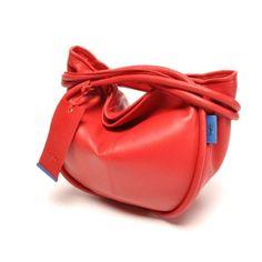 berba RGB - Kleine Schultertasche in rot - Kollektionen - berba Taschen Shop Taschen Shop, Bucket Bags, Valentino