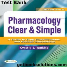 Test bank for marketing channels a management view 8th edition by test bank for pharmacology clear simple a guide to drug classifications and dosage calculations edition solutions manual and test bank for textbooks fandeluxe Images