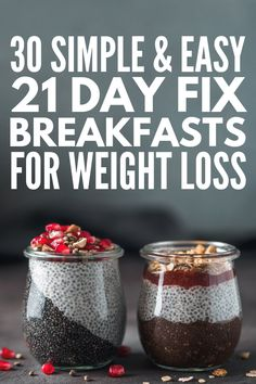 Ready to meal prep some chia pudding? Chia pudding is great for a healthy bre. Overnight Chia Pudding, Chia Pudding Breakfast, Breakfast Smoothie Recipes, Overnight Oats, Protein Rich Breakfast, Breakfast Waffles, Breakfast Cups, Breakfast Healthy, Chia Pudding Almond Milk