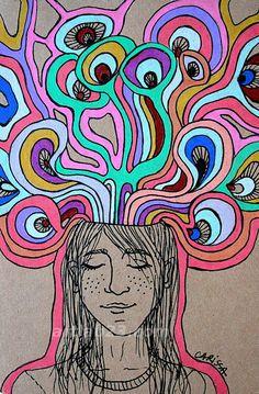 """Résultat de recherche d'images pour """"surrealism drawing erotic psychedelic"""""""