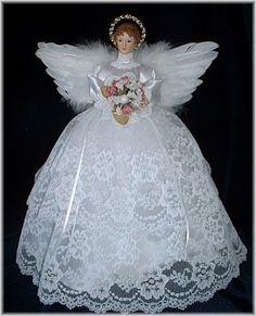 beaded dolls patterns | Angel Kits & Porcelain Doll Repair Parts