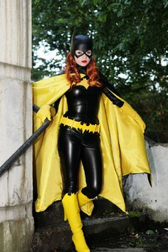 Batgirl Cosplay by Knightess Rouge