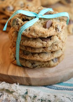 Best Bake Sale Cookies Oatmeal Chocolate Chip Cookies