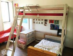 1000 id es sur le th me lit mezzanine fly sur pinterest mezzanine dans la chambre et chambre for Lit mezzanine fly caen