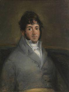 El actor Isidoro Máiquez  (Francisco de Goya, 1807, Museo del Prado, Madrid)