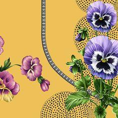 Textile Design, Fabric Design, Design Art, Print Design, Textile Prints, Textiles, Flower Png Images, Birth Flowers, Album Design