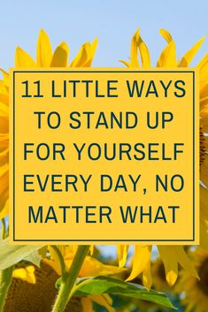 On any given day, you may find yourself in a situation or two where it's necessary to know how to stand up for yourself. Self Development, Personal Development, Assertive Communication, You At Work, Journal Writing Prompts, Stand Up For Yourself, Release Stress, Assertiveness, Life Advice