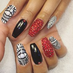 155 Best Nails That I Do Everyday Images On Pinterest Nail Spa