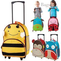 $ 26.69 Children's Cartoon Animal Pupils Travel Bag #kids travel bags #Fashion bags