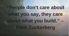 Read 20+ Motivational Quotes by Mark Zuckerberg