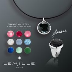 Lemille Glam in a Click collection - lemille.com