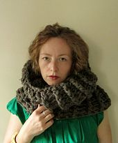 Ravelry: Sassenach Claire Outlander Crochet Cowl pattern by Polly Foo Foo