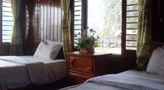 The room in Cat Ba Sandy Beach Resort http://catbahotels.org/hotels-and-resorts/cat-ba-sandy-beach-resort.html