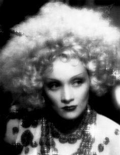 Marlene Dietrich -- the first woman to famously pull off a suit in my opinion. This scene is so iconic