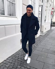 Likes, 111 Kommentare – … - Herren mode & Men's Fashion Mode Masculine, Casual Outfits, Fashion Outfits, Mens Fashion, Men Winter Fashion, Fashion Basics, Fashion Tips, Stylish Men, Men Casual