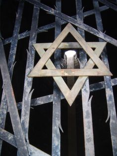 The Jewish Memorial at Dachau Concentration Camp