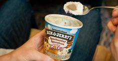 Introducing Three New Ben & Jerry's Cookie Cores Flavors