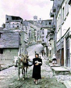 Yenişehir Mahallesi,Beyoğlu istanbul - 1950'ler...