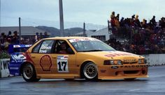 1993 Shell Ford Falcon V8