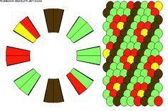 friendship wheel patterns - Google Search